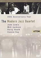 Modern Jazz Quartet - 35th Anniversary Tour