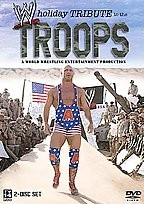 WWE - Holiday Tribute To The Troops
