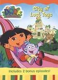 Dora the Explorer - City of Lost Toys