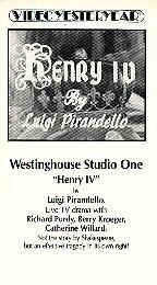 Westinghouse Studio One -