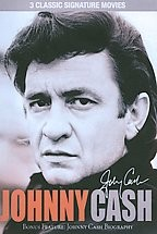 Johnny Cash - 3 Classic Signature Movies