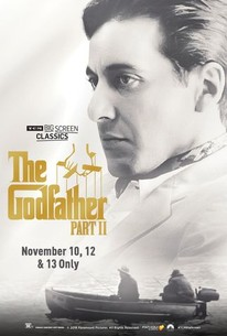 The Godfather: Part II 45th Anniversary Presented By TCM