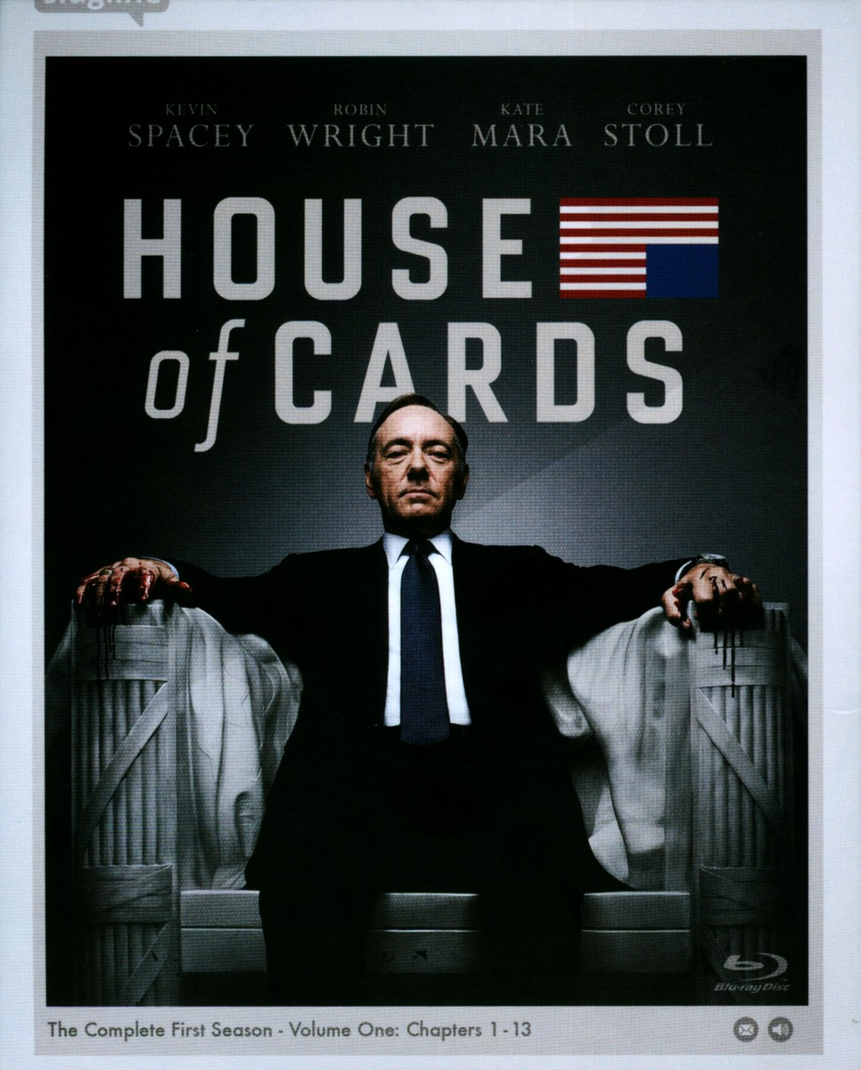 house of cards: season 1 - rotten tomatoes