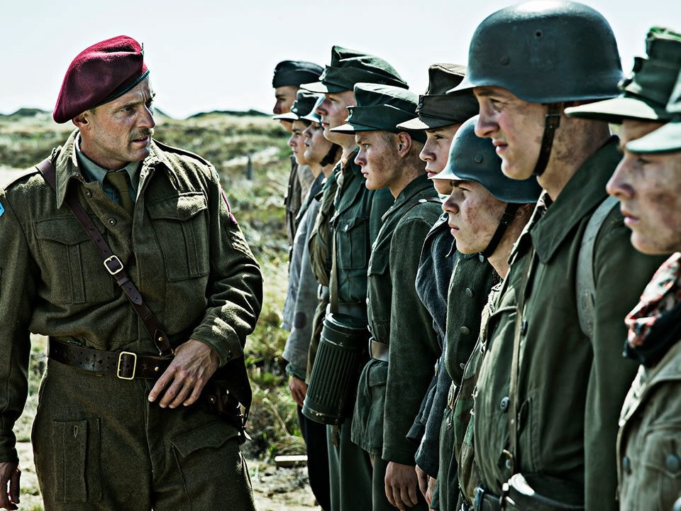 Land Of Mine Under Sandet 2017 Rotten Tomatoes