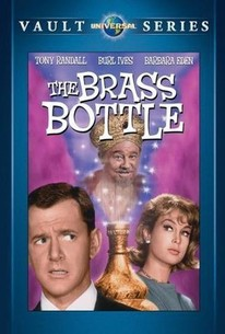 The Brass Bottle