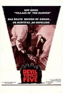 Devil Times Five (Peopletoys)