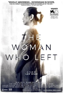 The Woman Who Left (Ang babaeng humayo)