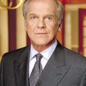 John Spencer as Chief of Staff Leo McGarry