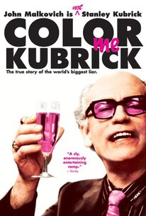 Color Me Kubrick (2007) - Rotten Tomatoes