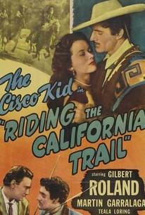 Riding the California Trail