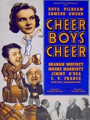 Cheer, Boys, Cheer
