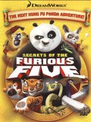 Kung Fu Panda: Secrets of the Furious Five