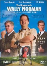 The Honourable Wally Norman