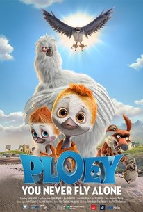 Ploey You Never Fly Alone (2018) Animation Movie 720p BluRay 750MB With Esub
