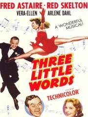 Three Little Words