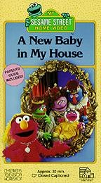 Sesame Street - A New Baby in My House