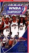 Hearts of Champions: 1999 WNBA Champion Houston Comets