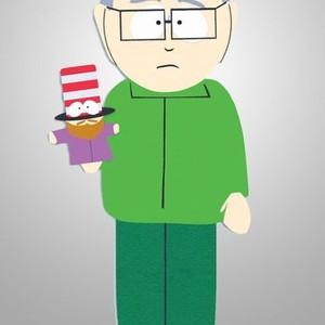 Mr. Herbert Garrison is voiced by Trey Parker