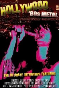 The Rockstar Interviews: Hollywood '80s Metal