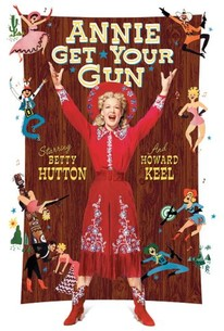Poster for Annie Get Your Gun (1950)