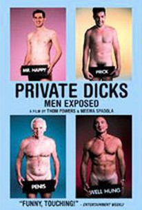 Private Dicks - Men Exposed