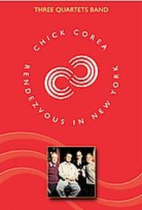Chick Corea and Three Quartets Band