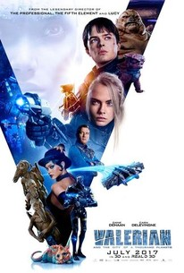 Valerian and the City of a Thousand Planets (2017) - Rotten