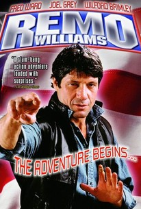 Remo Williams The Adventure Begins 1985 Rotten Tomatoes