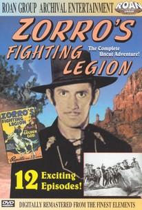 Zorro's Fighting Legion