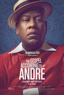 The Gospel According to Andre movie poster