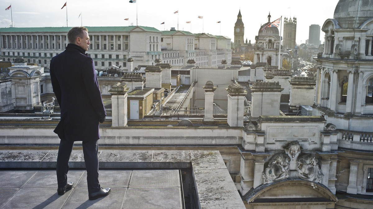James Bond Rotten Tomatoes - 15 amazing film locations from the james bond 007 franchise