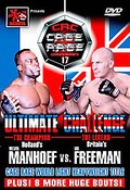 Maximum MMA presents - Cage Rage 17: Ultimate Challenge
