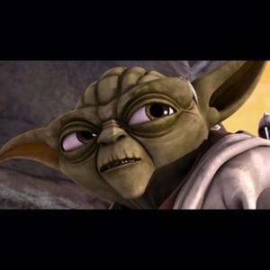 Yoda is voiced by Tom Kane