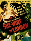 She-Wolf of London (The Curse of the Allenbys)