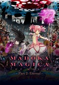 Puella Magi Madoka Magica The Movie Part Ii: The Eternal Story