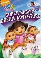 Dora The Explorer - Super Babies Dream Adventures