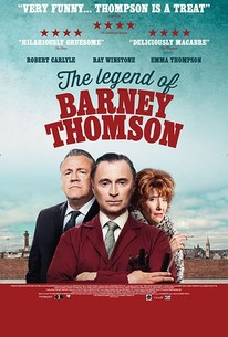 Barney Thomson (The Legend of Barney Thomson)