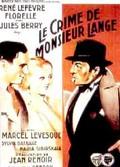 Le Crime de Monsieur Lange (The Crime of Monsieur Lange)