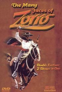 The Many Faces of Zorro