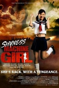 Shyness Machine Girl (The Hajirai Machine Girl)