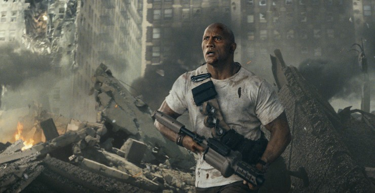 Rampage 2018 Rotten Tomatoes