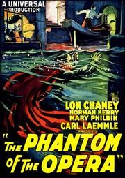 Phantom Of The Opera (1925)