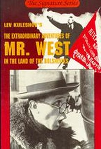 Extraordinary Adventures of Mr. West in the Land of the Bolsheviks
