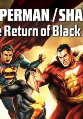 DC Showcase: Superman/Shazam! The Return of Black Adam