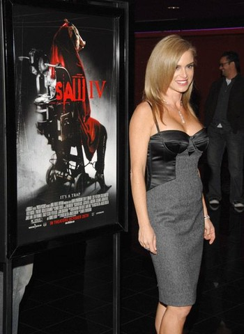 """""""Saw IV"""" Los Angeles Premiere - Red Carpet and After Party"""