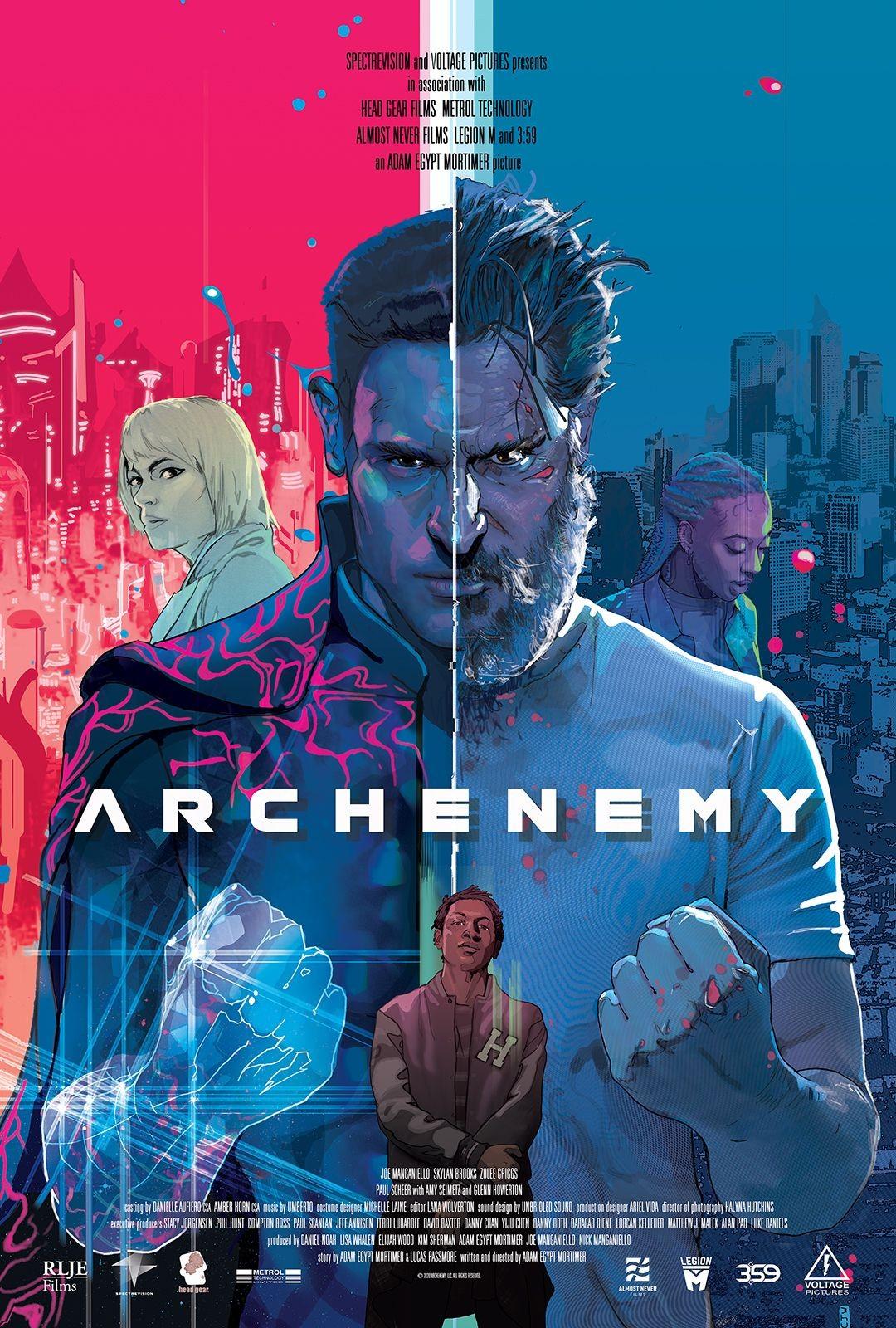 Archenemy Movie Reviews
