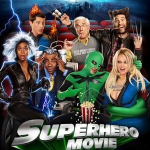 superhero movie 2008 rotten tomatoes