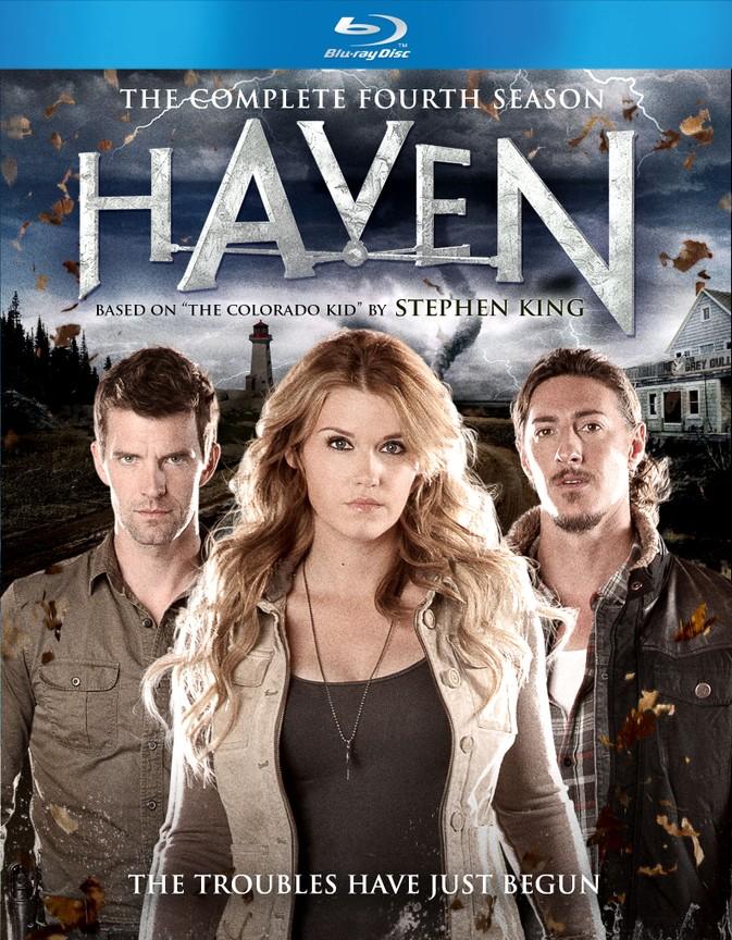 Haven: Season 4 - Rotten Tomatoes