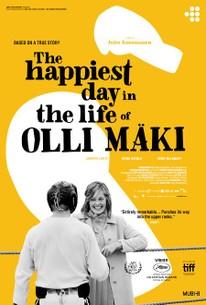 The Happiest Day in the Life of Olli Mäki (Hymyilevä mies)