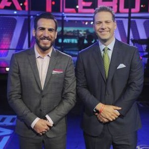 Kenny Florian (left) and Chris Rose